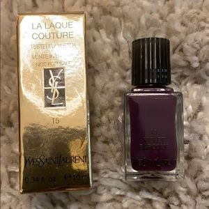 💯Authentic YSL la laque couture!!